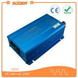 Инвертор волны синуса Suoer 24V доработанный 1000W с поверхностью стыка USB (SRF-1000B)