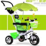 새로 뒷 좌석 (LY-W-0152)를 가진 세발자전거가 디자인에 의하여 농담을 한다