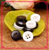 Вокруг кнопки кнопки рубашки кнопки смолаы 4 отверстий цветастой