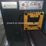 フルオートマチック上海JslのRebarの打抜き機の単位