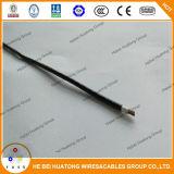 UL de alumínio do fio 600V 250 Mcm de Thhn do fio do edifício do cabo de Thhn TW Thw do fio elétrico