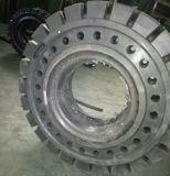 6.50-10 Neumáticos de montacargas sólidos con orificio lateral para disipación de calor