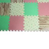 Ungiftige waschbare umweltfreundliche Kind-Fußboden-Matte