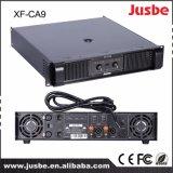 Jusbe Xf-Ca9 schalten allgemeine Lautsprecheranlagen-Verstärker-Energie professionelles im Freiendj PA-Verstärker an