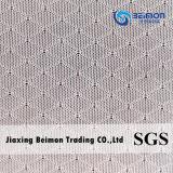Breathable ткань сетки жаккарда 80.34%Nylon 19.66%Spandex