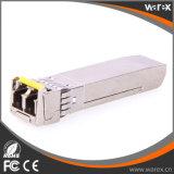 비용 효과적인 SFP+ CWDM 송수신기 80km SMF