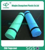 Het Kamperen van het Schuim van EVA Divers Ontwerp van de Mat van de Yoga van de Mat en de Materiële Mat van de Yoga