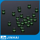 (T) 7mm Fabricant Green Glass Stone for Sprayer