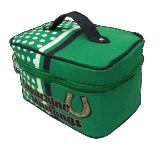 بنية حقائب مع أرض محصورة جديدة مستحضر تجميل حقائب لأنّ بنات