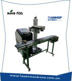 Fliege CO2 Laser-Stich-Markierungs-Maschine