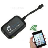 小型ポータブルGPS GSM GPRSのリアルタイムの全体的な追跡のロケータ装置車の追跡者