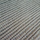 의복 (HTS040)를 위한 돋을새김된 패턴 PU 합성 가죽
