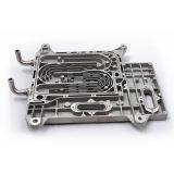 Peças de alumínio feitas à máquina CNC da precisão