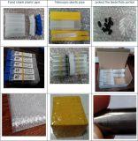 Jinoo 2/3 di laminatoio di estremità solido degli utensili per il taglio di CNC del carburo delle scanalature