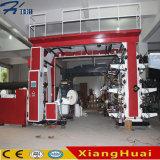 Chinese Fabriek Zes Machine van de Druk van Flexo van de Kleur de Grafische