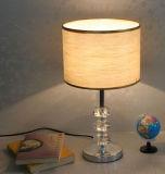 Lampen-Karosserie der Glaskugel-vier mit Gewebe-Farbton Bl-626