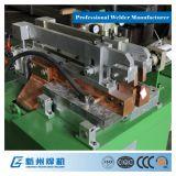 Funcionamiento neumático y estable de la máquina de la soldadura a tope para soldar el tubo de aluminio