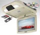 9inch屋根の台紙車LCDフリップMP5 DVDモニタ