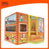 Campo de jogos interno do brinquedo das crianças de Mich