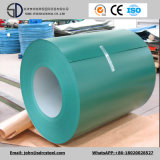 색깔은 강철 Coil/PPGI/PPGL/Pre 그려진 직류 전기를 통한 강철 코일을 입혔다