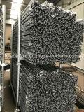 Parentesi graffa galvanizzata d'acciaio della traversa dell'armatura per il blocco per grafici dell'impalcatura