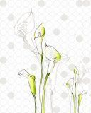 Дешевая картина маслом конструкции картины цветков желтого цвета украшения дома цены