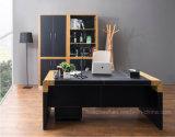 Mesa nova do computador de escritório do couro do estilo (V29)