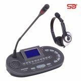 Sistema Si-I8304 Singden de la traducción de la consola del intérprete