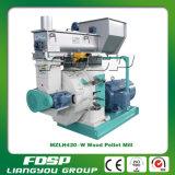 나무를 위한 Mzlh 생물 자원 펠릿 선반 기계/공급 기계