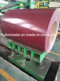 Prepainted鋼鉄コイル/PPGIの鋼鉄コイル