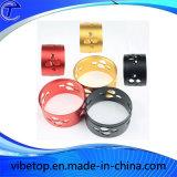 Fabbrica ordine di piccola quantità CNC lavorazione di pezzi (Alu-023)