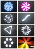 Disco-bewegliches Hauptpunkt-Licht des Projektor-helle Stadiums-300W des Geräten-LED