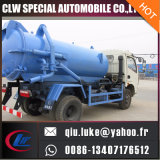 DFAC Xbw 4m3の下水道の吸引のトラック