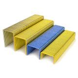 Grapas de la serie L de Prebena para el material para techos, empaquetando y construyendo