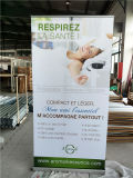 100 * 200cm Economic Retractable Roll up Banner Stand Producer