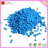 Masterbatch azul claro para la resina del policarbonato