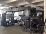 De niet Geweven Machine van de Druk van de Hoge snelheid van de Plastic Film van het Document van het Broodje van de Stof