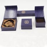 Più nuova scatola di presentazione dei monili del cartone per la promozione (J40-E2)