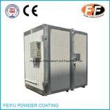 Tutto il forno elettrico del rivestimento della polvere personalizzato formato con il tubo del riscaldamento