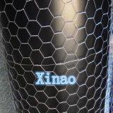 PVC上塗を施してある六角形ワイヤー網30m 50mロールスロイス