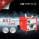 セリウム(BX1-160C/180C/200C/250C)が付いているACアークBx1の溶接工
