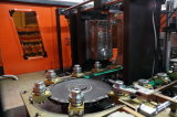 Máquina del moldeo por insuflación de aire comprimido de la botella del jugo