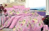 Tessile domestica stabilita di Microfiber dell'assestamento stabilito normale del lenzuolo