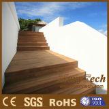 Decking extérieur de panneau d'escalier, intense et durable