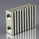 Super starker NdFeB permanenter Neodym-Magnet des Zoll-N35-N52