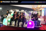 Innenunterhaltung Equipnment Prodigy FliegenSaucer UFO reitet Maschine