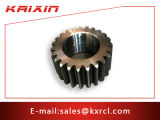 カスタマイズされた鋼鉄CNC機械化ギヤ