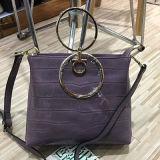 女性Emg4590のためのデザイナーハンドバッグの本革のショルダー・バッグ