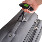 Портативный электронный перемещая маштаб багажа