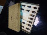 OEMはロゴのペーパー装飾的なボックスギフト用の箱をカスタマイズする